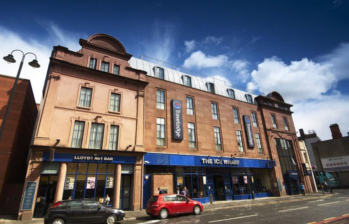Derry City Travelodge Hotel